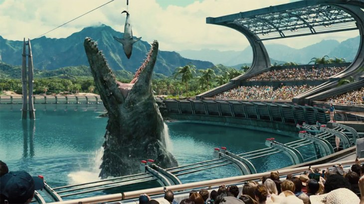 Review: Jurassic World (2015) — 3 Brothers Film