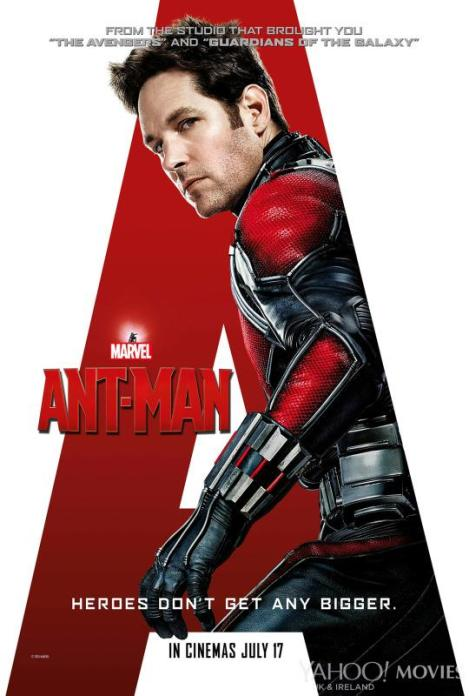 Ant Man AntMan