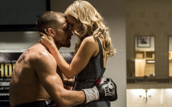The Flick Chick: Review: Southpaw (2015)