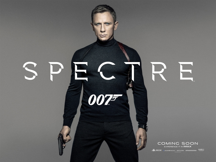 Spectre Alt Poster