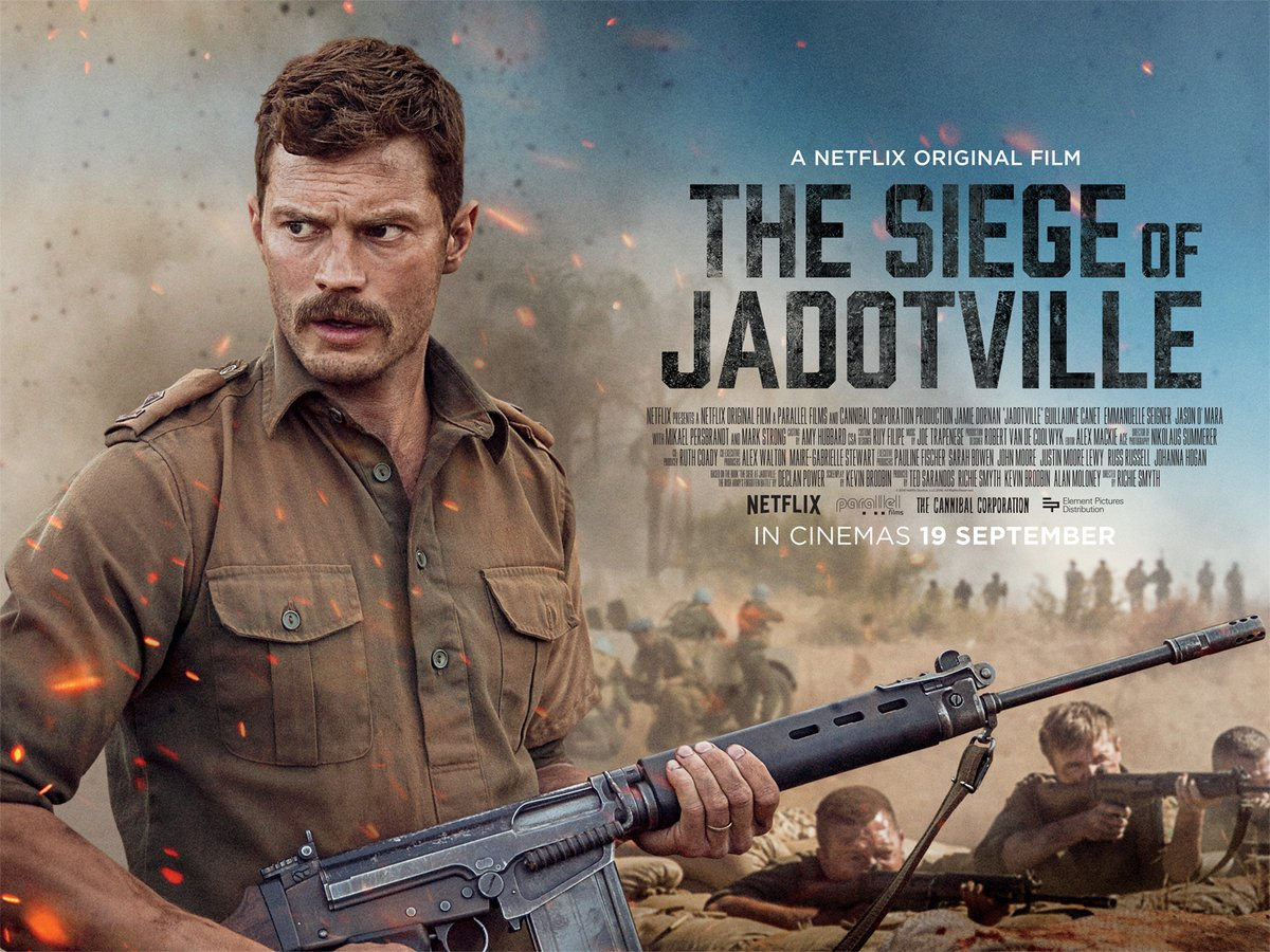 The Siege of Jadotville -Asediul Jadotville (2016)