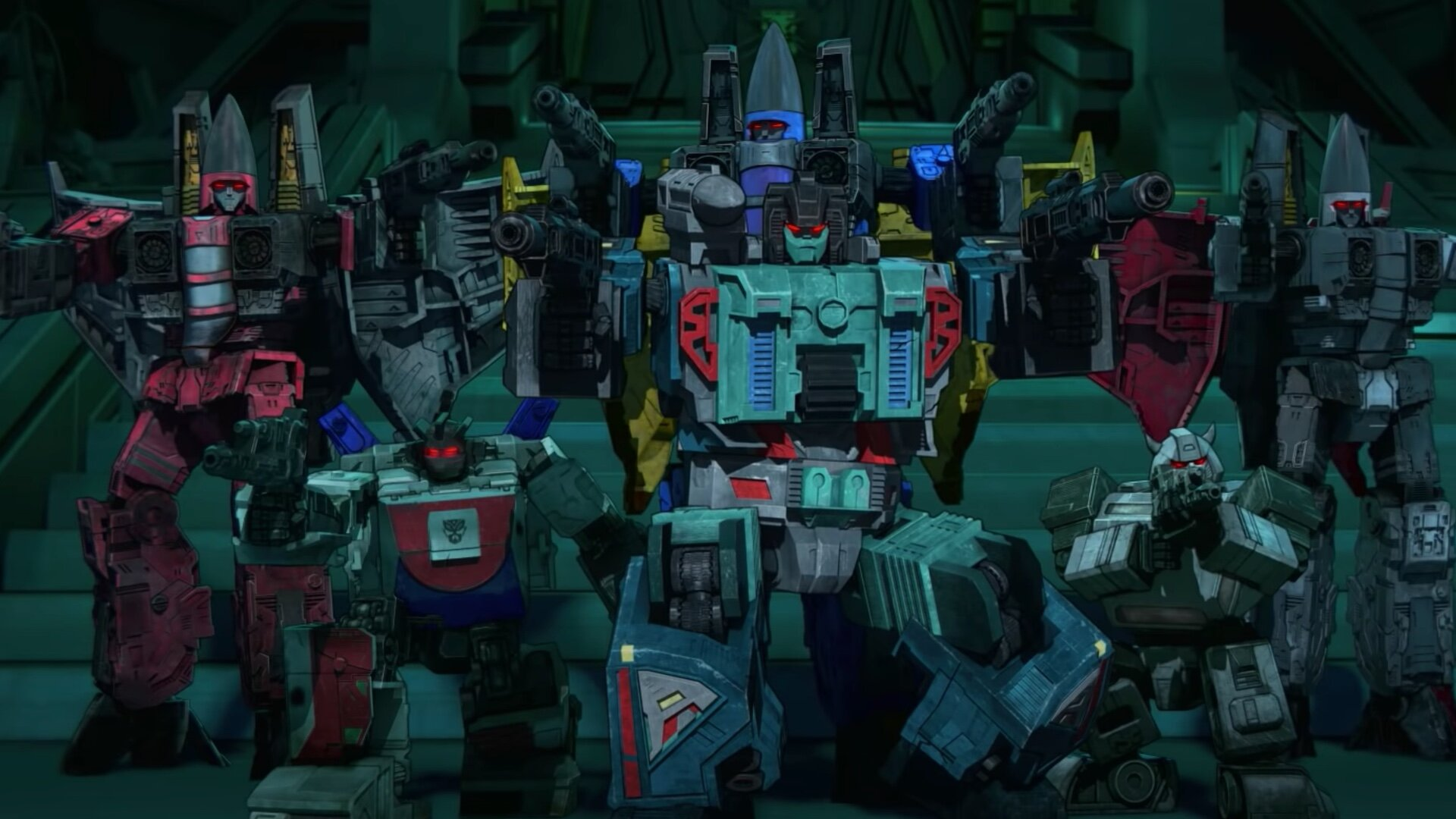 Exciting Trailer For Netflix's TRANSFORMERS: WAR FOR CYBERTRON TRILOGY -  EARTHRISE — GeekTyrant